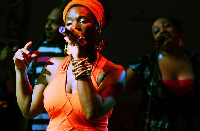 Slow down, it's OK: Lessons from India.Arie